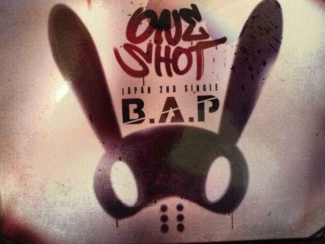 激安!超レア!☆B.A.P/ONE SHOT☆初回限定盤/CD+DVD☆超美品!  < タレントグッズの