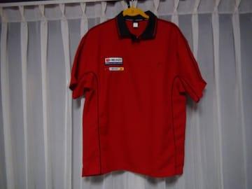 HEADのポロシャツ(LL)赤!。
