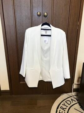 H&M新品タグ付きジャケット40