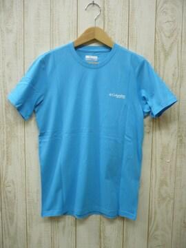 即決☆コロンビア特価 ルアープリントTシャツ BLU/XLサイズ 新品