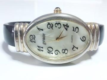 12390/graceアクセサリーブレスレット型デザインのバングルレディース腕時計格安
