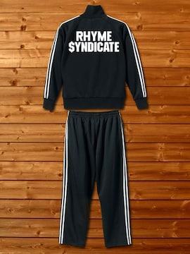 Syndicate★ジャージ★セットアップ★ブラック★L★新品