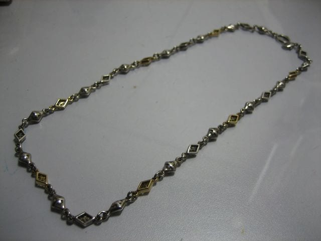 Loree Rodkin ダイヤミックスチェーン18K < ブランドの