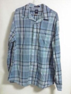GAP チェックシャツ