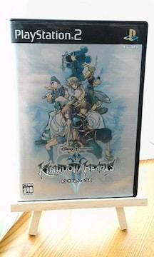 PS2/ゲームソフト/キングダムハーツ�U/KH�U