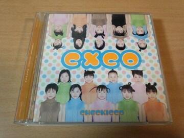 チェキッ娘CD「CXCO」2枚組初回盤  亀田誠治●
