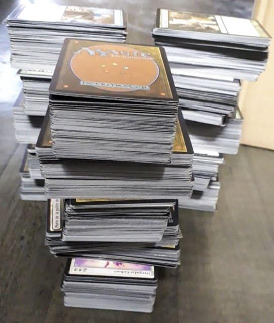 マジックザギャザリングカード1500枚詰め合わせ福袋