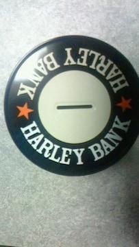 ハーレー 貯金箱 25万円分