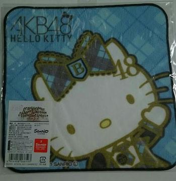 ☆AKB48×キティ チームB プチタオル 2011☆