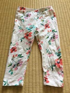 ベビーGAP 女の子用パンツ   レギンス  2歳