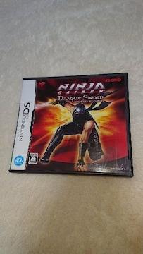 DS ソフト NINJA GAIDEN:Dragon Sword(ニンジャ ガイテン  ドラゴンソード)