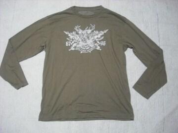 79 男 ラルフローレン 長袖Tシャツ L