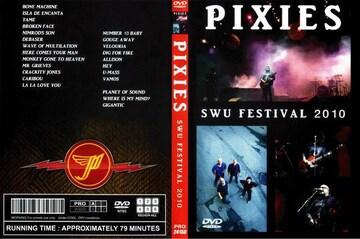 ≪送料無料≫PIXIES SWU FESTIVAL 2010 ピクシーズ 最新!