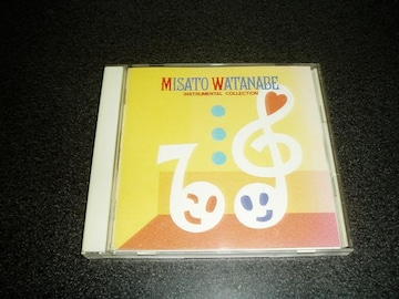 CD「渡辺美里作品集/INSTRUMENTAL COLLECTION」92年盤 即決