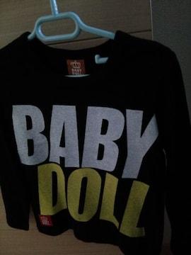 ロングTシャツ 新品 ベビードール BABYDOLL 110 福袋