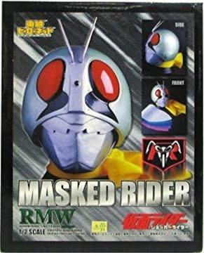 ショッカーライダー東映ヒーローネット限定RMW1/2マスク仮面ライダーメディコムトイ