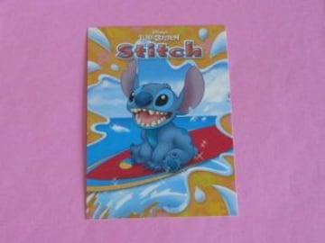 ディズニー スティッチ ポストカード2