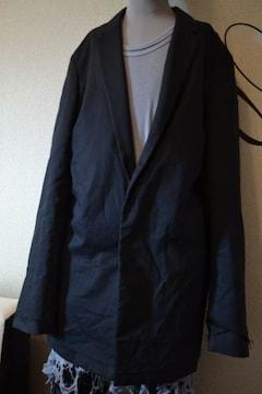 新品 11ss クリスヴァンアッシュ レイヤードテーラードジャケット