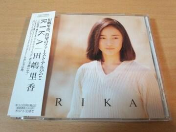 田嶋里香CD「RIKA」廃盤●