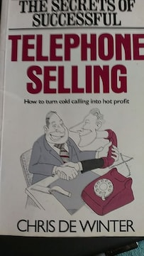 ★送込み♪The Secrets of Successful Telephone Selling