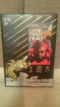 中古 ファミコン カセット 三國志 コーエー 1988