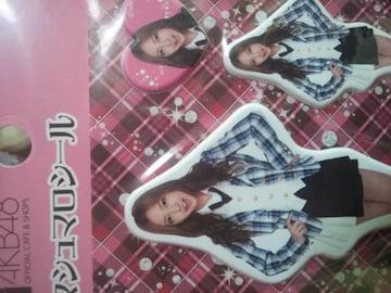 AKBチームサプライズ板野友美マシュマロシール