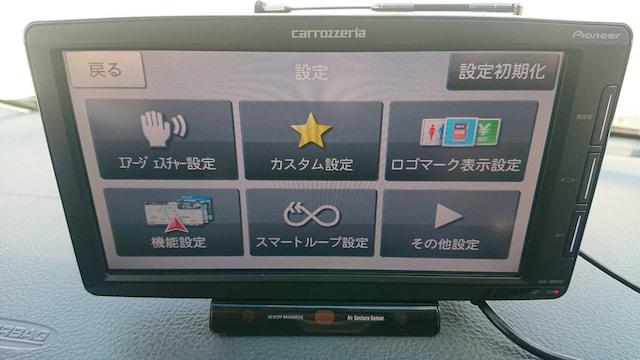 Pioneer carrozzeria大画面7VワイドVGA16G AVIC−MRP007ナビ送料 < 自動車/バイク