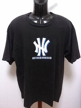 即決 送料込み ネイバーフッド×タルテックス 半袖Tシャツ