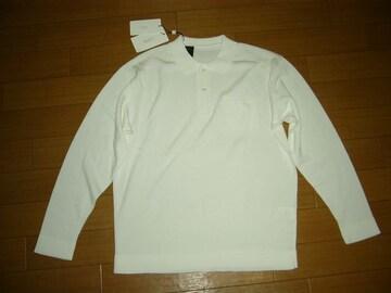 新品ミスターハリウッドN.HOOLYWOODポロシャツ38白定価32000円