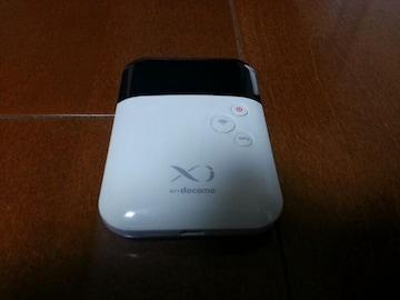 即落/即発!!美中古品 L-04D ホワイト Wi-Fi ルーター