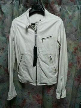 リチウムファムレザーライダースジャケット36リチウムオム