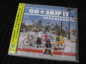 SHAKALABBITS GO★SKIP IT 限定