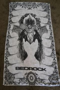 非売品  bedrock バスタオル