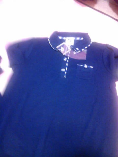 新品二枚組半袖シャツ < ブランドの