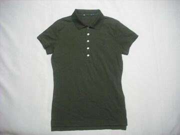 wr253 女 RALPH LAUREN ラルフローレン 半袖ポロシャツ Mサイズ