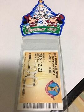 ディズニーランド チケットホルダー