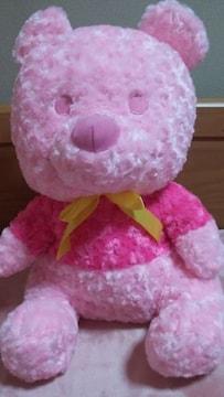 ☆Winnie  the  Pooh☆ピンクのぬいぐるみ☆約全長56�pくらい