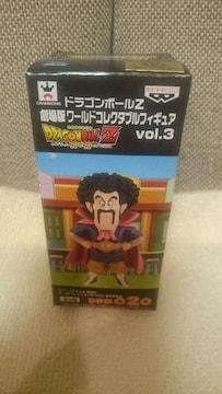 未開封 劇場版ドラゴンボール 神と神 コレクタブル vol.3 Mr.サタン