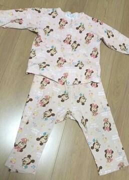 【中古】ミッキーミニー★パジャマ95�p