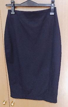 Я】�@H&Mシンプルスカート 36サイズ