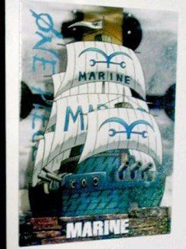 ワンピース〜『MARINE(No.64)』のカード
