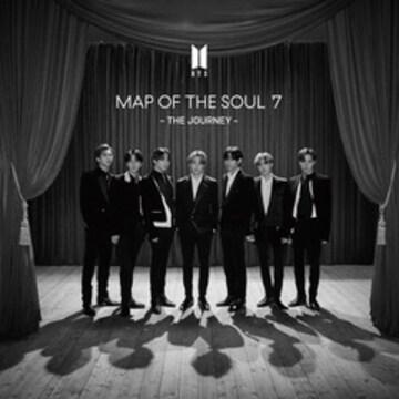 即決 BTS/MAP OF THE SOUL : 7 セブンネット限定盤 新品