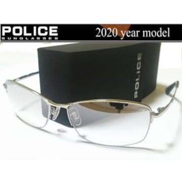 POLICE 2020年モデル ポリス/サングラス SPLA61J-583X