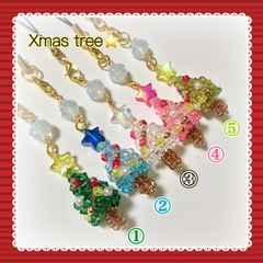 ☆piyo☆カラフル♪クリスマスツリー★�Cピンク