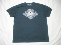 14 男 ラルフローレン 黒 半袖Tシャツ XXL
