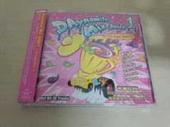 CD「DAynamite Mix Juice 1」浅倉大介 廃盤●