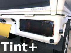 Tint+再使用できるアクティ トラックHA3/HA7テールランプ スモークフィルム