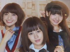 送料格安【パチンコ AKB48 M09 キンモクセイ】非売品ポスター