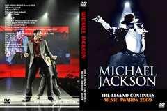 マイケルジャクソン MUSIC AWARD 2009