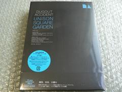 新品/UNISON SQUARE GARDEN/DUGOUT ACCIDENT/完全限定盤/CD+2DVD
